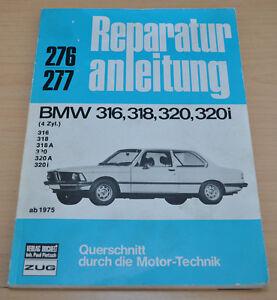 Bmw E21 3er 316 318 320 320i 318a 320a 4 Zylinder Motor