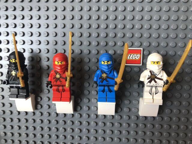 Lego 50 New Pearl Gold Minifigure Weapon Sai Ninjago Ninja Weapons Pieces