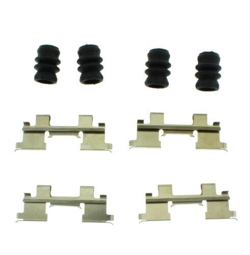 Disc Brake Hardware Kit Rear Centric 117.42042 fits 87-89 Nissan 300ZX
