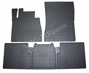 G Floor Mats >> Details About Genuine Oem Mercedes W463 G Class Floor Mats Rubber Set G Wagon