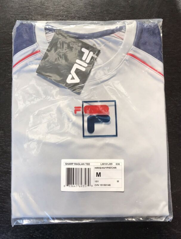 Brand New FILA Technical top - Size M