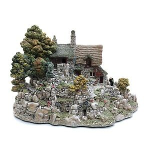 Lilliput-Lane-Stocklebeck-Mill-Boxed-With-Deeds