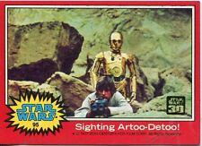 Star Wars 30th Anniversary Gold Foil Stamped Vintage Buyback Card #95