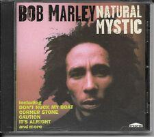 CD COMPIL 9 TITRES--BOB MARLEY--NATURAL MYSTIC