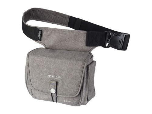Olympus Slinger Bag streetomatic Edition sistema slingtasche gris oscuro
