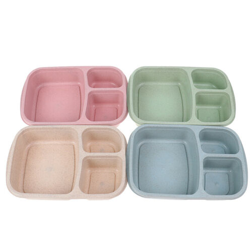 Lunch Box Picnic Food Fruit Container Storage Box For Kids Adult Food gradeXI