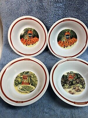 Pottery Barn Pasta Rustica 7 Piece Pasta Bowl Set Serving