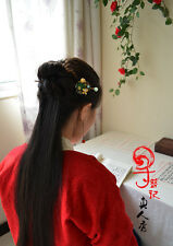 High Quality Chinese Classical Women Hairpin Hair Accessories Malay Jade