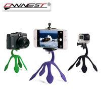 For iPhone Camera Mini Gekko Tripod Mount Portable Flexible Phone Stand Holder