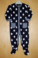 ♡ Next ♡ NEW☆ Baby Boy Beautiful ☆ STARS ☆ Sleepsuit Babygrow Pyjama 9-12 Months