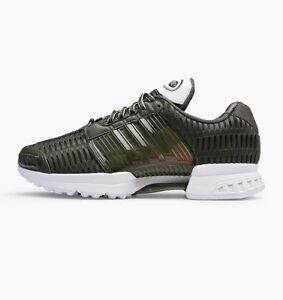check out ead13 0c0c6 Details about GR Mens Adidas Originals Clima Cool Climacool 1 One Base  Green U.K. 13 13.5 Big