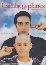 NEW - Cambio De Planes DVD NEW La Diferencia Entre Vivir y Estar Vivo SEALED