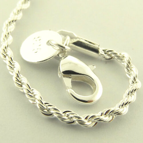 NECKLACE PENDANT CHAIN GENUINE REAL 925 STERLING SILVER SF SOLID ANTIQUE DESIGN