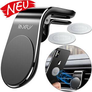 Universal-KFZ-Magnet-Smartphone-Handy-Halterung-mini-Auto-PKW-LKW-Lueftungsgitter