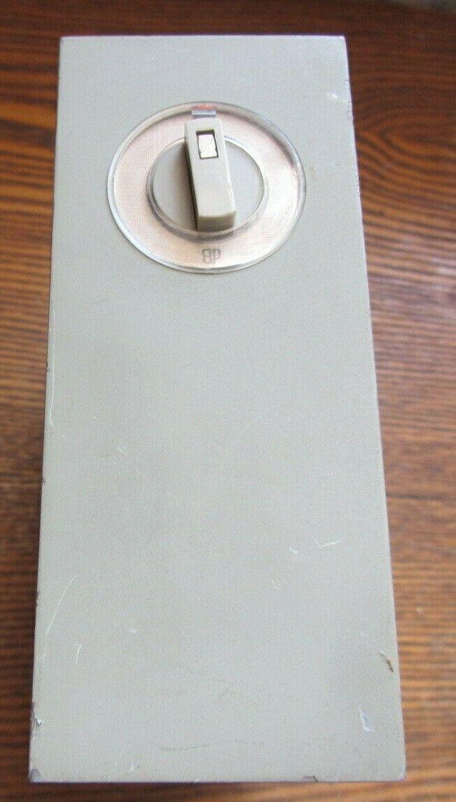 Vintage EAG Konsole (BEAG, Telefunken) MAIN AMPLIFIER TYPE EPE 111