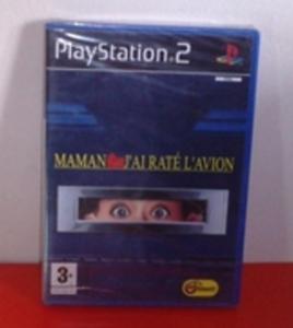 Maman J'ai Raté L'avion - JEU PLAYSTATION 2 - PS2 - NEUF