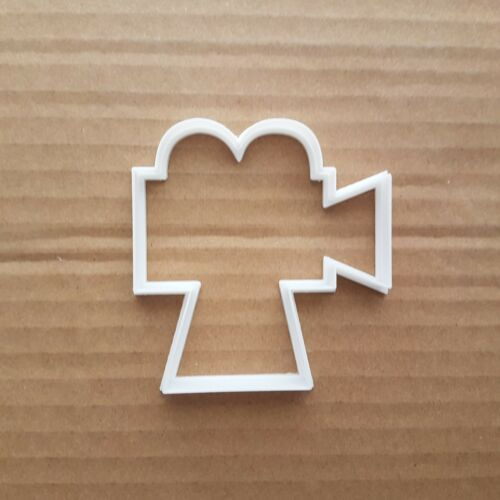 Film Camera Roll Movie Video Shape Cookie Cutter Dough Biscuit Pastry Stencil