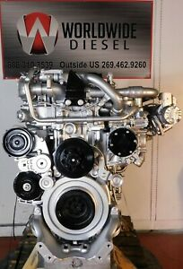 2014-Detroit-DD15-039-906-034-Diesel-Engine-505-HP-Approx-583K-Hours-All-Complete