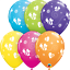 6-x-11-034-Printed-Qualatex-Latex-Balloons-Assorted-Colours-Children-Birthday-Party thumbnail 99