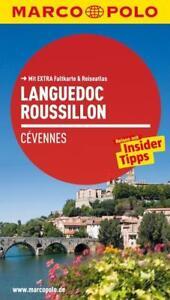 Cevennen Karte.Details Zu Languedoc Roussillon Cevennen Frankreich 2014 Reiseführer Karte Marco Polo