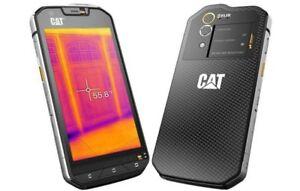 BRANDNEU-Cat-s60-Flir-Dual-Sim-32gb-Unlocked-Smartphone-Thermografie