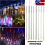 30-50CM-LED-Lights-Meteor-Shower-Rain-Tube-Snowfall-Tree-Christmas-Outdoor-Decor thumbnail 1