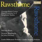 Rawsthorne: Overture Street Corner: Piano concertos 1 & 2; Symphonic Studies (CD, Mar-2007, Lyrita)