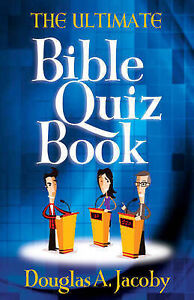 NEW-The-Ultimate-Bible-Quiz-Book-by-Jacoby-Douglas-A