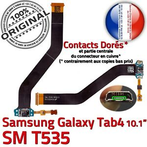 ORIGINAL-Samsung-Galaxy-TAB4-T535-Connecteur-de-Charge-MicroUSB-Nappe-Microphone