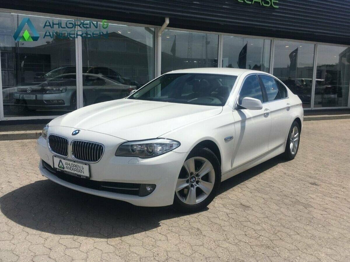 BMW 525d 3,0 aut. 4d