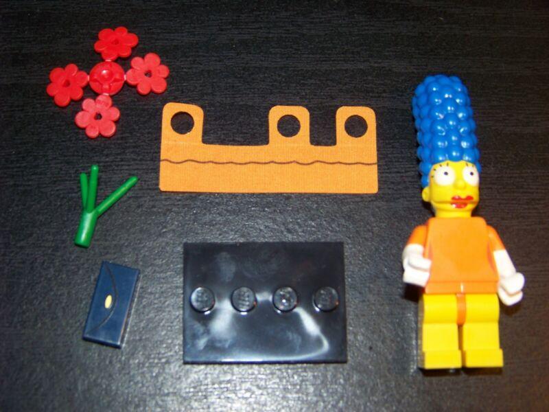 SCURO VIOLA PER MINI PERSONAGGIO 970c00pb0922 NUOVO LEGO gambe lavanda medium Lavender