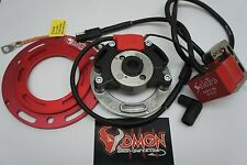 Selettra KZ complete System Yamaha YZ SC DT MX IT RT 360, 400, 500 inkl. Adapter