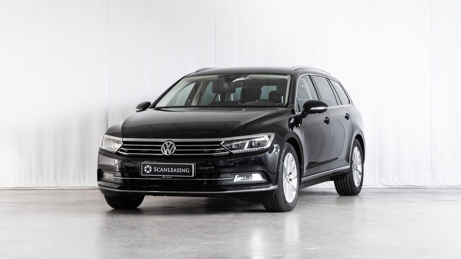 VW Passat 2,0 TDi 190 Highl. Variant DSG 5d - 369.900 kr.