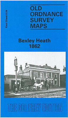 OLD ORDNANCE SURVEY MAP LOBLEY HILL LOW STREETGATE 1895 BROOM LANE TRENCH HALL