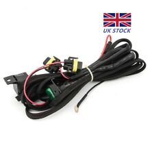 led fog head light wiring harness switch on off fuse for bmw r1200gs rh ebay co uk BMW E46 Wiring Harness BMW Wiring Harness Chewed Up