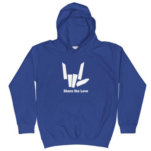Share The Love Kids Hoodie Stephen Sharer Kids Hoodie Carter Sharer Shirt