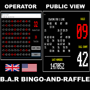 bingo caller app for laptop