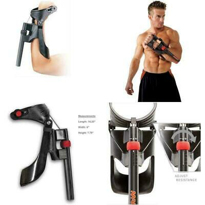 Marcy Wrist and Forearm Developer Home Gym Gear Supports Maximum Safety Comfort