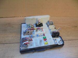 RENAULT GRAND SCENIC 2007 1.9 DCI EXTERNAL ENGINE BAY FUSE BOX 8200481866-G  | eBay  eBay