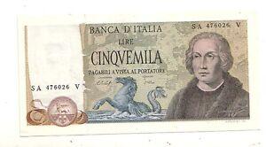 italia-5000-5-000-lire-Colombo-2-1977-num-476026-Superbo-aUNC-pick-102c-rif-2404