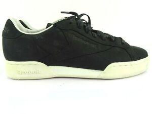 Reebok Classic Leather Women Damenschuhe Sneaker Schwarz Leder Freizeit Gr. 39