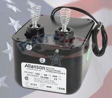 Allanson 2721-668 120V In 10,000V Out Ignition Transformer For Wayne HS Burners