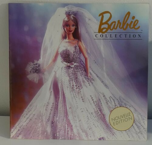 CATALOGUE POUPEE BARBIE COLLECTION 1999 BARBIE PORCELAINE POUPEE DU MONDE