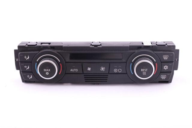 BMW 1 3 Serie E81 E87 E90 E91 Automático Aire Acondicionado Control 9199260