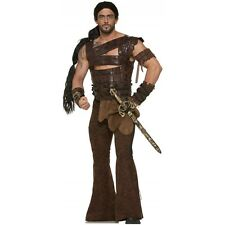 Khal Drogo Costume Armor Adult Dothraki Warrior Game of Thrones Fancy Dress