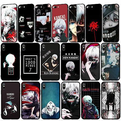 XXXTentacion Kaneki Tokyo Ghoul 2 iphone case