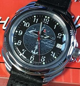 De Ruso Detalles Vostok Komandirskie Reloj211831 Mecánico thQsrCd