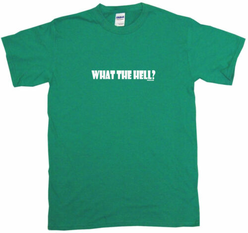 Womens Tee Shirt Pick Size Color Petite Regular What The Hell
