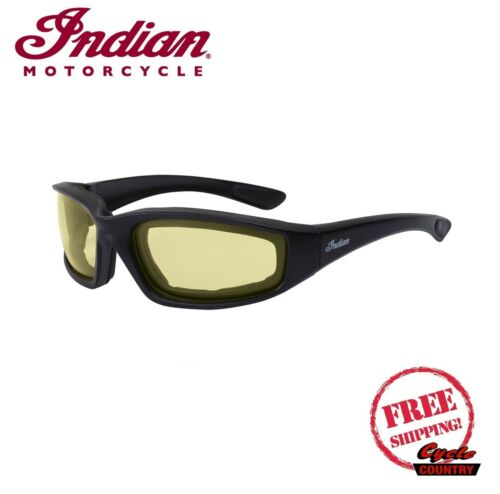 GENUINE INDIAN MOTORCYCLE BRAND ICON SUNGLASSES SCOUT CHIEF ROADMASTER NEW