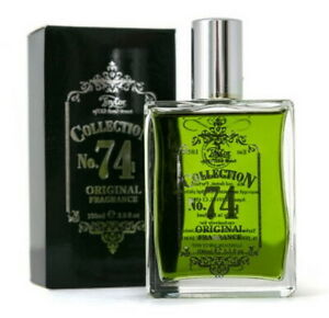 Collection-N-74-Cologne-amp-after-Shave-100ml-Taylor-of-old-Bond-Street-England